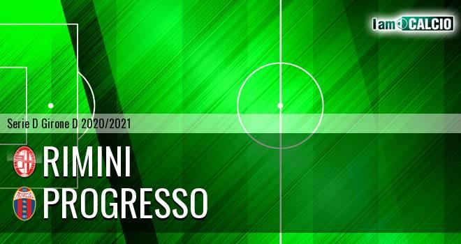 Rimini - Progresso