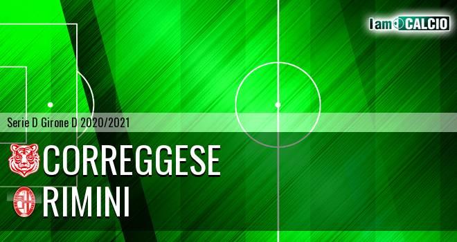 Correggese - Rimini