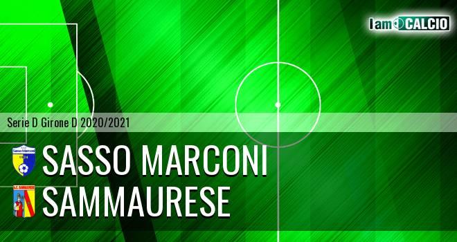 Sasso Marconi - Sammaurese