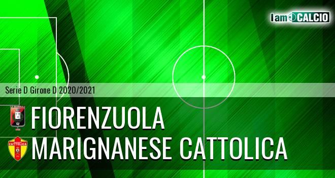 Fiorenzuola - Marignanese Cattolica