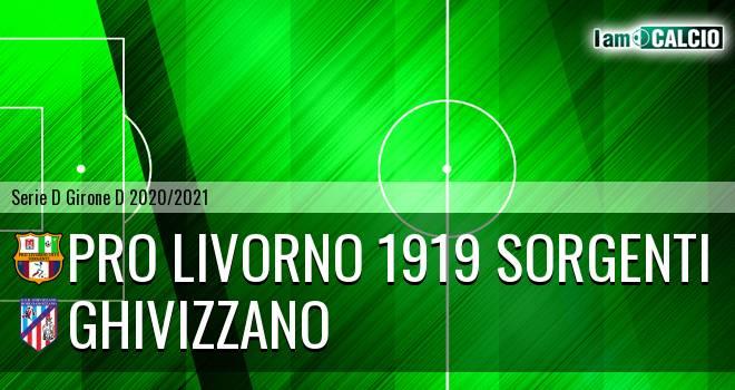 Pro Livorno 1919 - Ghiviborgo