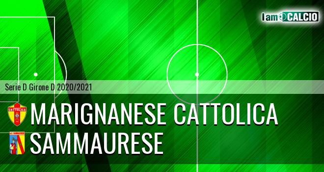 Cattolica Calcio 1923 - Sammaurese