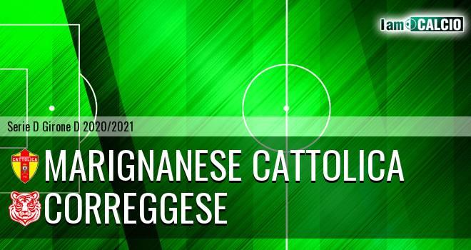 Marignanese Cattolica - Correggese