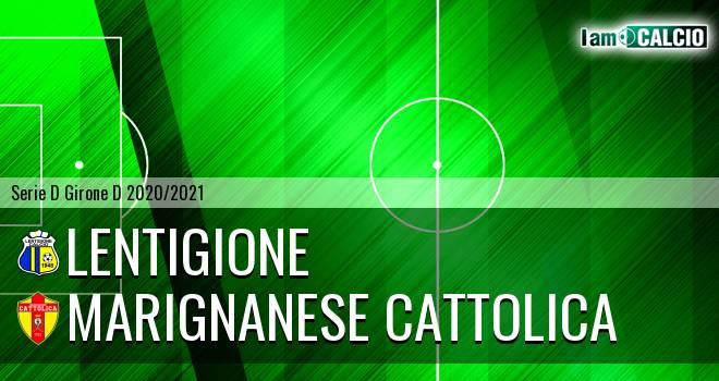 Lentigione - Cattolica Calcio 1923