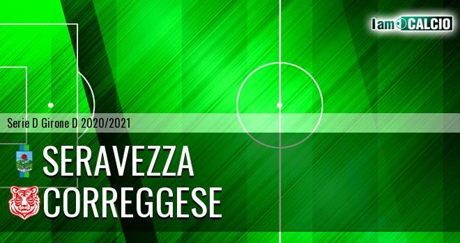 Seravezza - Correggese