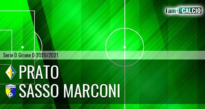 Prato - Sasso Marconi