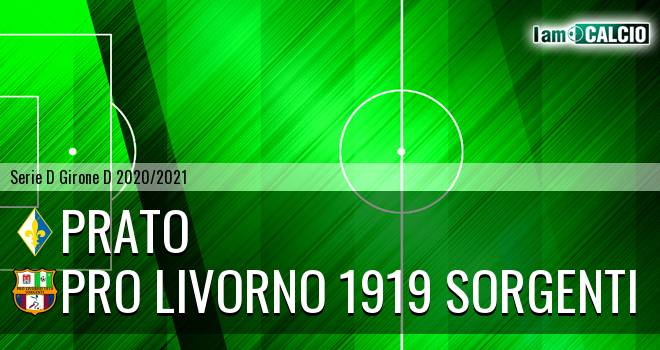 Prato - Pro Livorno 1919