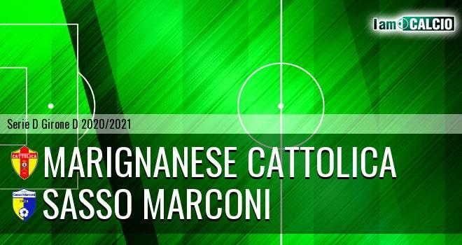 Cattolica Calcio 1923 - Sasso Marconi