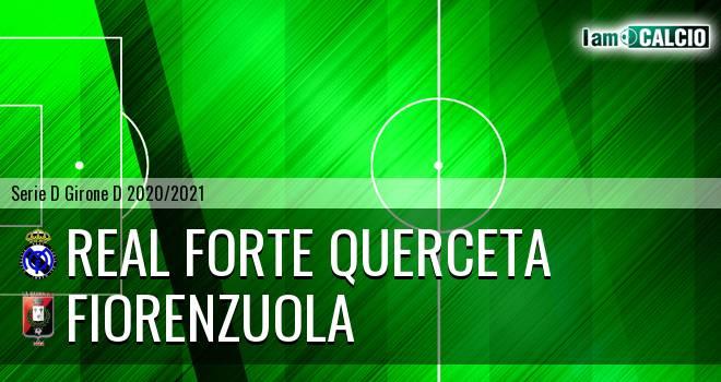Real Forte Querceta - Fiorenzuola