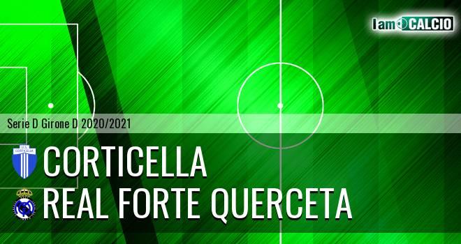 Corticella - Real Forte Querceta
