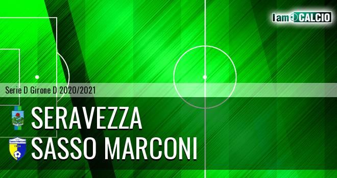 Seravezza - Sasso Marconi
