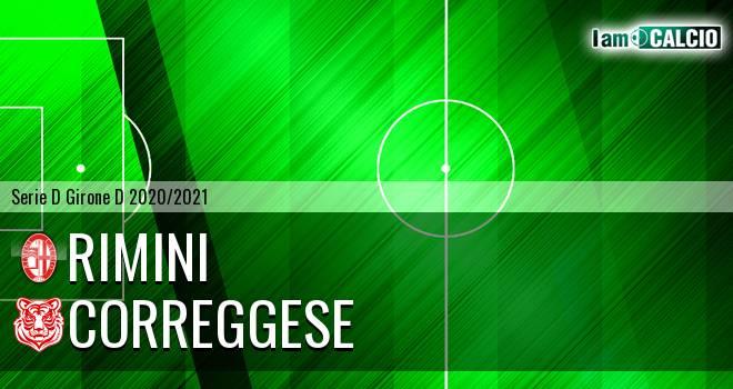 Rimini - Correggese