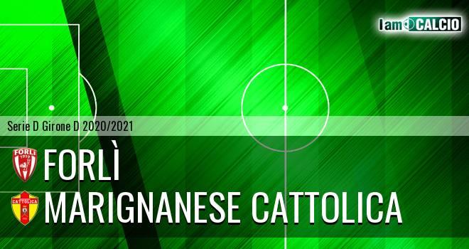 Forlì - Marignanese Cattolica