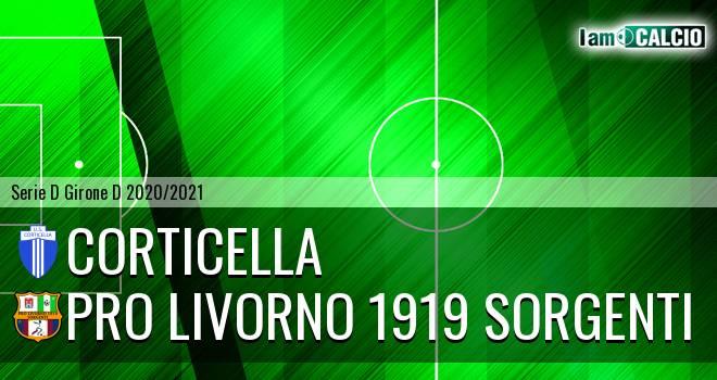 Corticella - Pro Livorno 1919