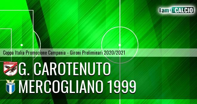 G. Carotenuto - Mercogliano 1999