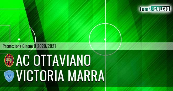 Ac Ottaviano - Victoria Marra