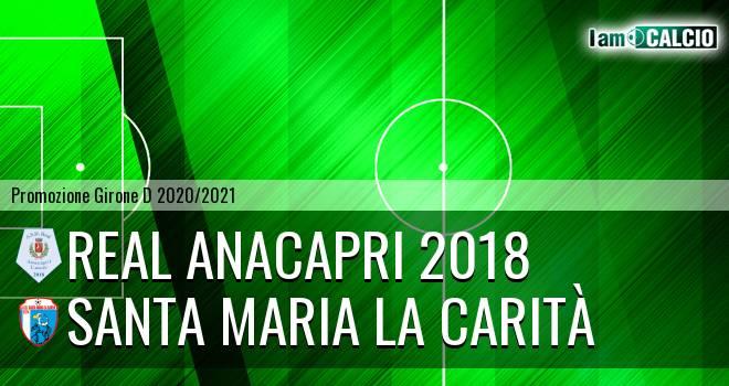 Real Anacapri 2018 - Santa Maria la Carità