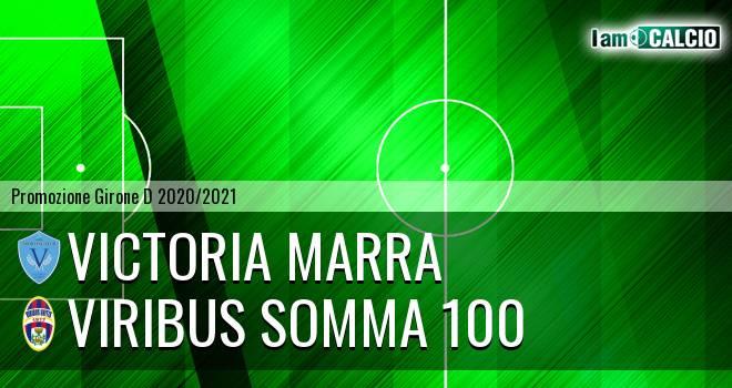Victoria Marra - Viribus Somma 100
