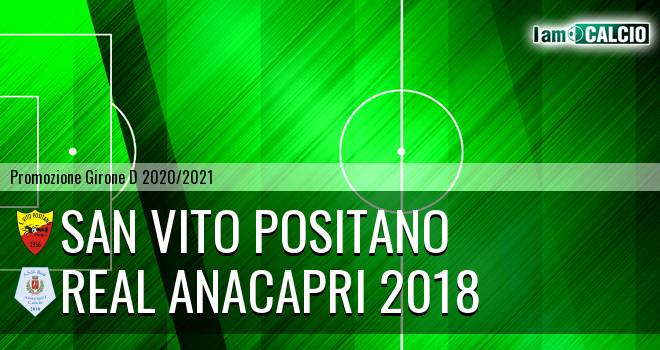 San Vito Positano - Real Anacapri 2018