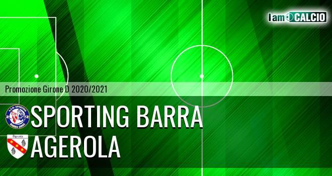 Sporting Barra - Agerola