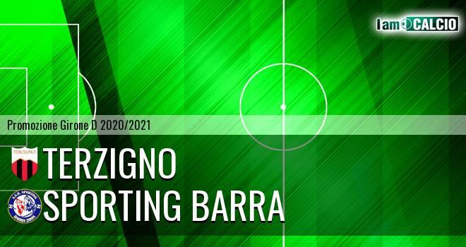 Terzigno - Sporting Barra