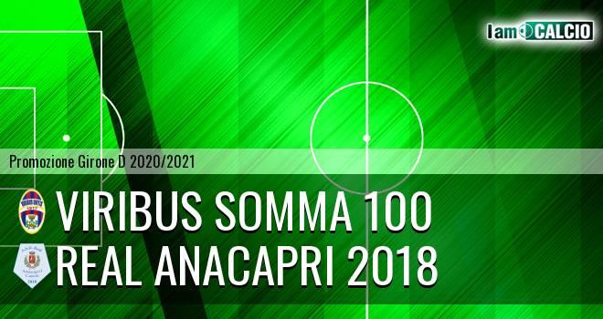 Viribus Somma 100 - Uc Capri Anacapri