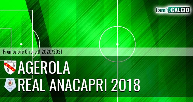 Agerola - Real Anacapri 2018