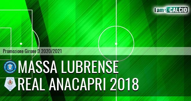 Massa Lubrense - Real Anacapri 2018