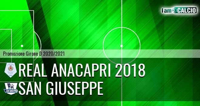 Real Anacapri 2018 - San Giuseppe