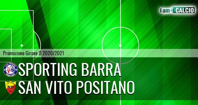 Sporting Barra - San Vito Positano