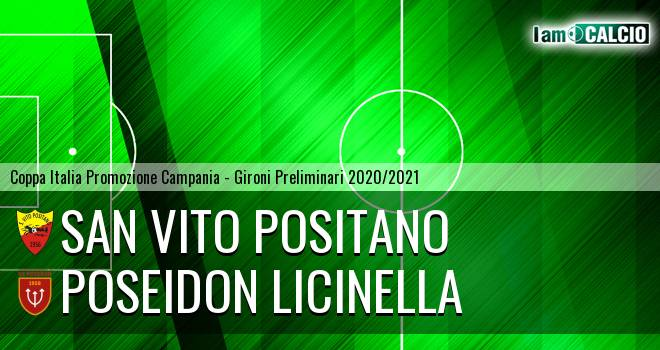 San Vito Positano - Poseidon Licinella