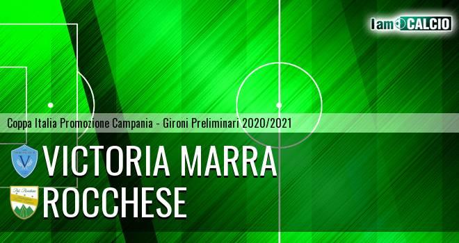 Victoria Marra - Rocchese