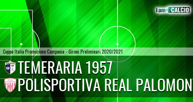 Temeraria 1957 - Polisportiva Real Palomonte