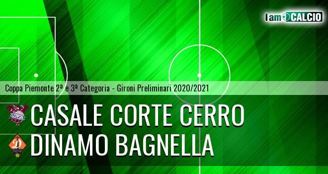 Casale Corte Cerro - Dinamo Bagnella
