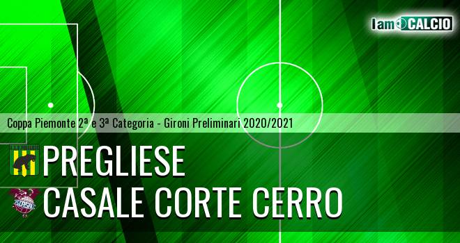 Pregliese - Casale Corte Cerro