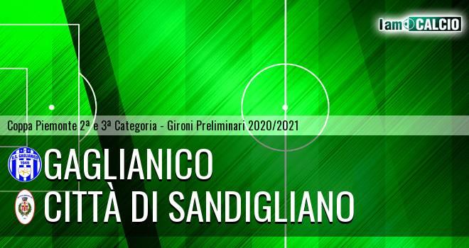 Gaglianico - Città di Sandigliano