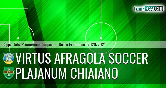 Virtus Afragola Soccer - Plajanum Chiaiano