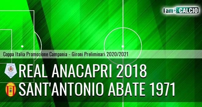 Real Anacapri 2018 - Sant'Antonio Abate 1971