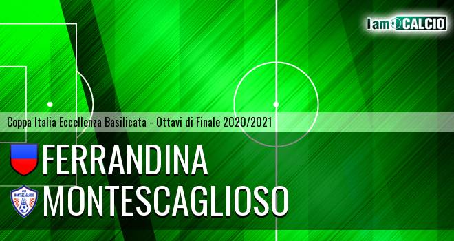 Ferrandina - Montescaglioso