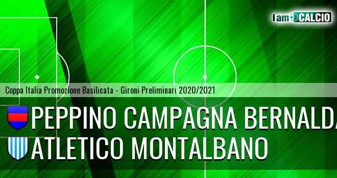 Peppino Campagna Bernalda - Atletico Montalbano