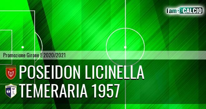 Poseidon Licinella - Temeraria 1957
