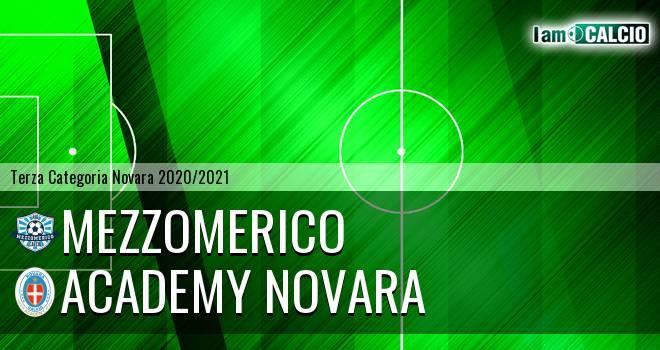 Mezzomerico - Academy Novara