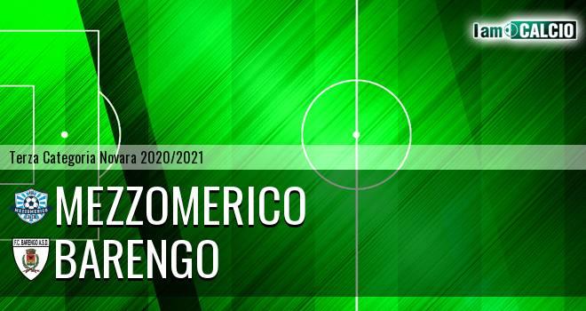 Mezzomerico - Barengo