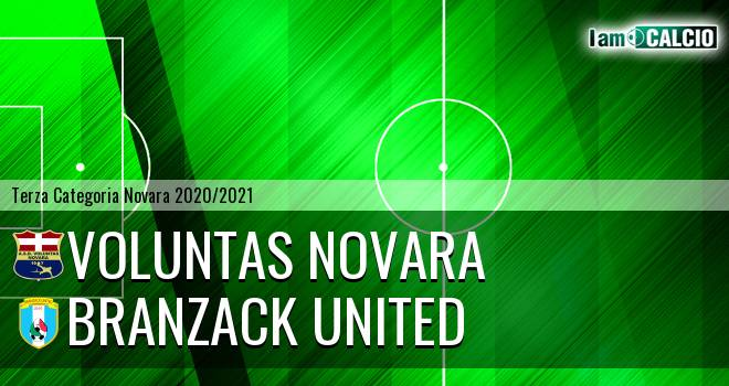 Voluntas Novara - Branzack United