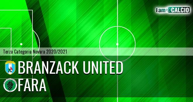 Branzack United - Fara