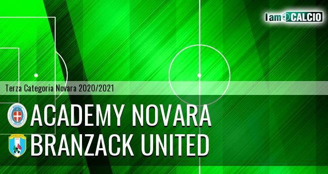 Academy Novara - Branzack United