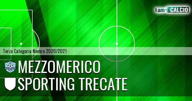 Mezzomerico - Sporting Trecate