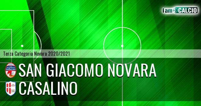 San Giacomo Novara - Casalino