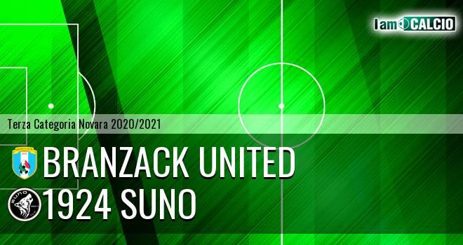 Branzack United - 1924 Suno