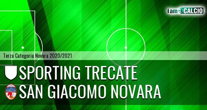 Sporting Trecate - San Giacomo Novara